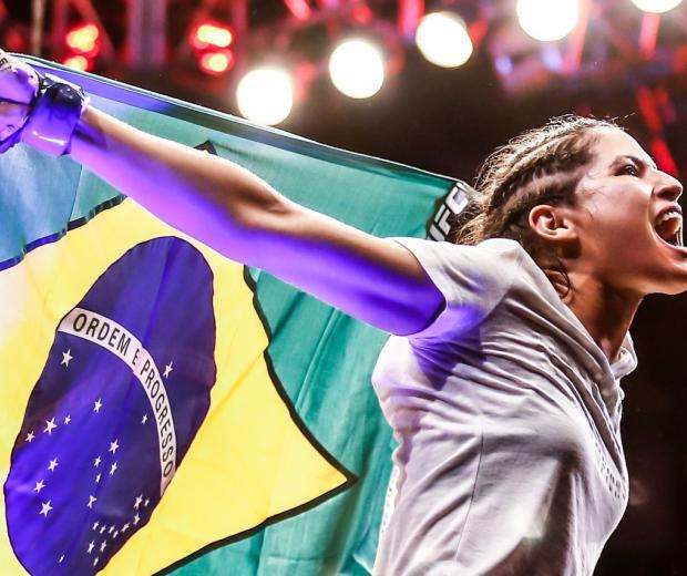 Polyana Viana UFC Belem