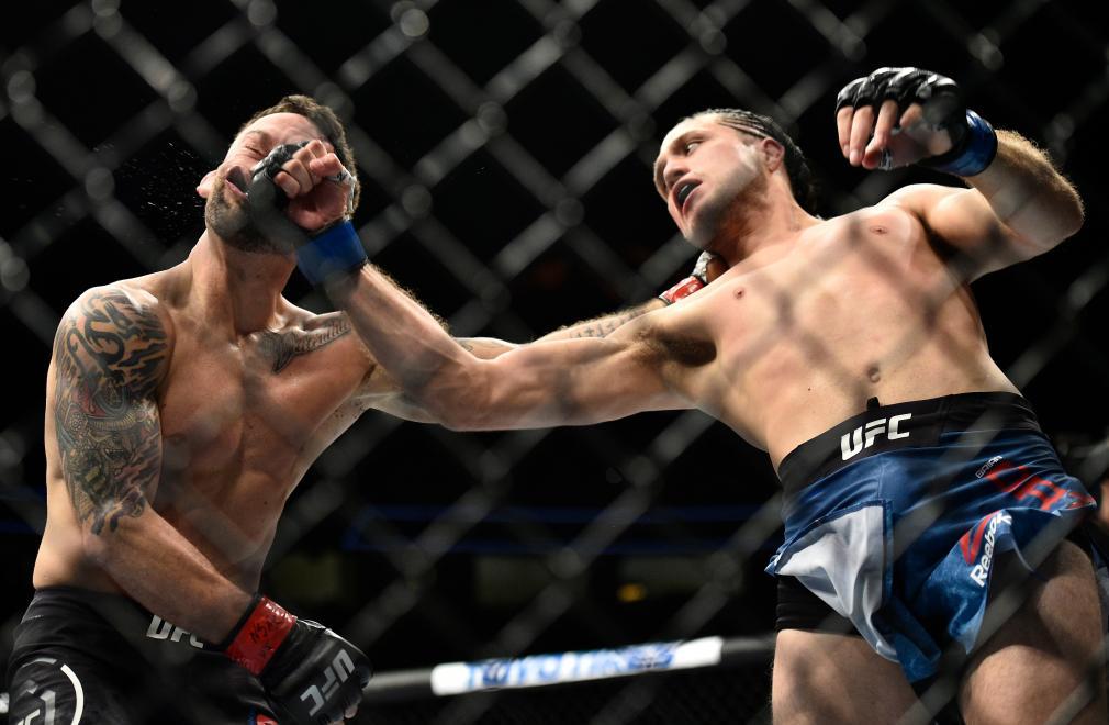 Brian Ortega | UFC