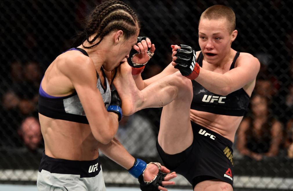 Rose Namajunas | UFC