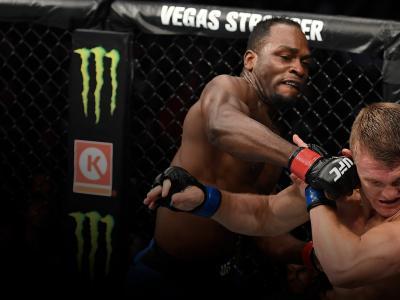 UFC Vegas 5 Derek Brunson 2020