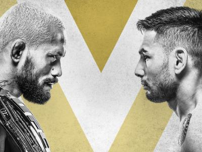 UFC 255 Figueiredo vs Perez Event Poster