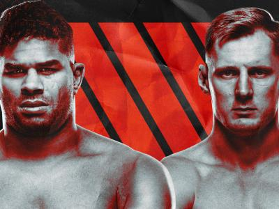 UFC Fight Night Overeem vs Volkov Hero