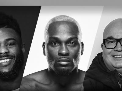 UFC Unfiltered: Aljamain Sterling, Derek Brunson, and Co-host Bobby Kelly
