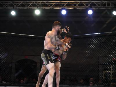 Collin Wright UFC Fight Pass