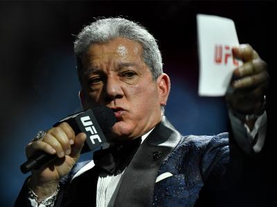 Confira os cartões de pontuação oficiais do UFC 260