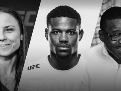 Nina Nunes, Kevin Holland and Michael Irvin On UFC Unfiltered