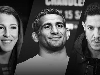 UFC Unfiltered Episode 496: UFC 262 Recap, Beneil Dariush, Felicia Spencer, actor Theo Rossi, and co-host Phoenix Carnevale
