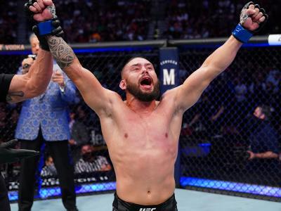 Rogério Bontorin supera Matt Schnell na decisão dos juízes no UFC 262