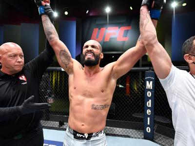 Bruno Blindado nocauteia Wellington Turman no duelo brasileiro do UFC Vegas 29