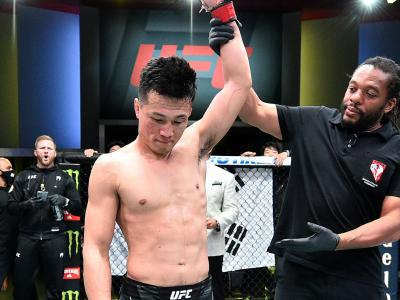 Zumbi Coreano domina Dan Ige na luta principal do UFC Vegas 29
