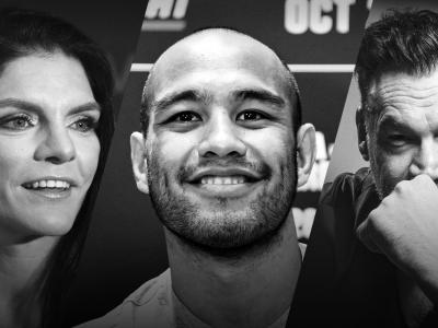 Listen To The Latest Episode Of UFC Unfiltered Featuring Lauren Murphy, Frank Camacho And Aleks Paunovic