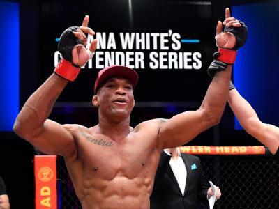 Jailton Malhadinho é contratado no 3º episódio da 5ª temporada do Dana White's Contender Series