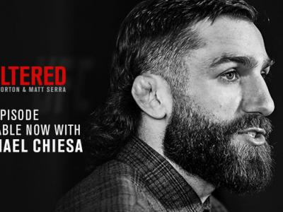 Michael Chiesa on Unfiltered episode 206