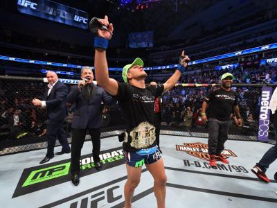 UFC 185 Rafael dos Anjos