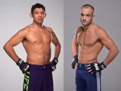 Gilbert Melendez vs Eddie Alvarez