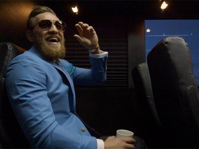 Shit Conor McGregor Says: A Good Laugh