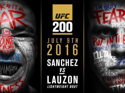 Diego sanchez vs Joe Lauzon