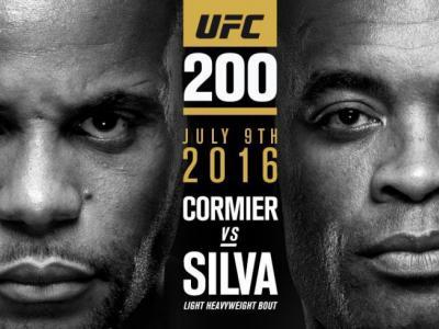 Daniel Cormier vs Anderson Silva
