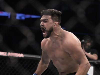Kelvin Gastelum UFC 234 hero