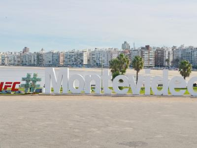 UFC Montevideo letters tour