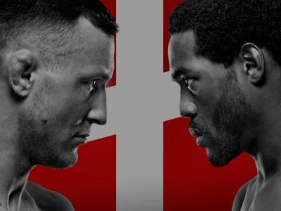 UFC Copenhagen Hermansson vs Cannonier