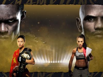 UFC 248 live in Las Vegas. Adesanya vs Romero. Get tickets now