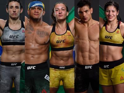 UFC Brazil new wave - bossa nova