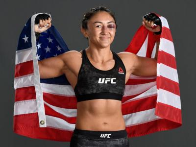 Carla CT UFC FI