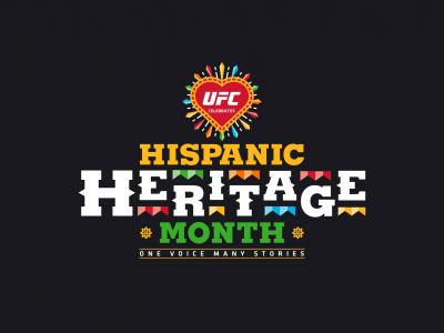 UFC Celebrates Hispanic Heritage Month