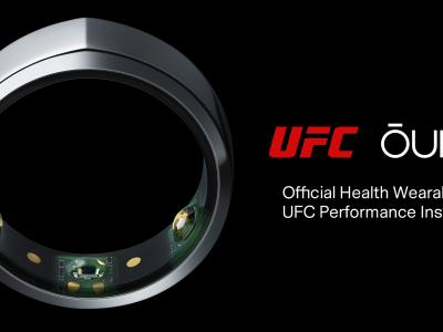 Ōura ring becomes the official health wearable of UFC Performance Institute