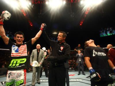 UFC 132 hero CT