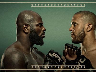 UFC Fight Night: Rozenstruik vs Gane live February 27