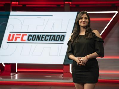Alejandra Ochoa UFC conectado