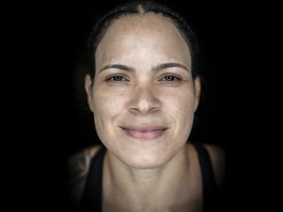 Amanda Nunes after UFC 259