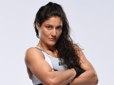 Lupita Godinez Hero UFC Vegas 24
