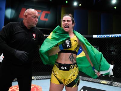 Post UFC Vegas 27 Norma Dumont