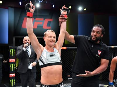 Fiorot post UFC vegas 28