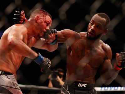 Post UFC 263 leon edwards