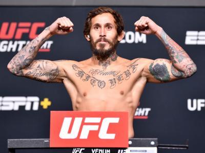 Chito Vera pesaje UFC Vegas 29