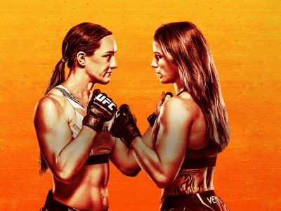 Aspen Ladd and Norma Dumont Face off Against Each Other