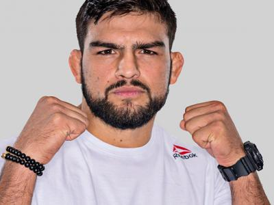 Mixed Martial Arts: UFC 205 Media Day: Closeup portrait of Kelvin Gastelum posing during photo shoot at Madison Square Garden.
