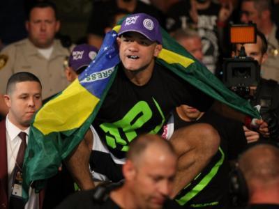Diego Brandão buscou inspiração em suas raízes para voltar a vencer no UFC.