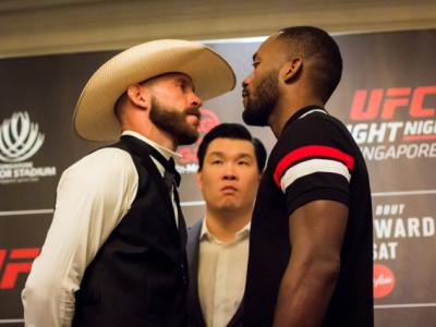 Donald Cerrone, Leon Edwards