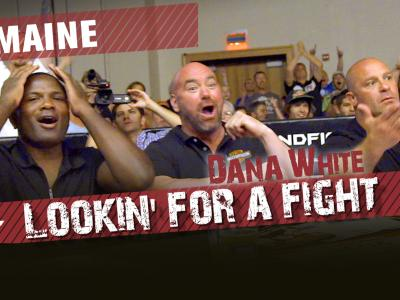 Dana White: Lookin' for a Fight, season 2 episode 1 Maine