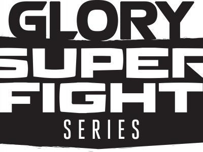 GLORY SuperFight Series logo