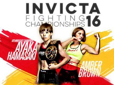Ayaka Hamasaki  vs Amber Brown