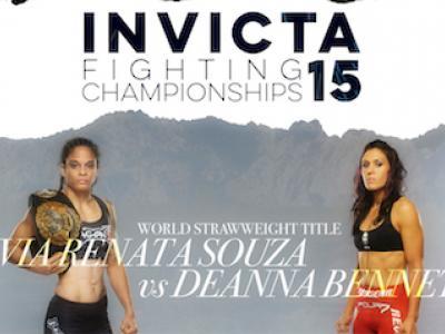 Livia Renata Souza vs DeAnna Bennett