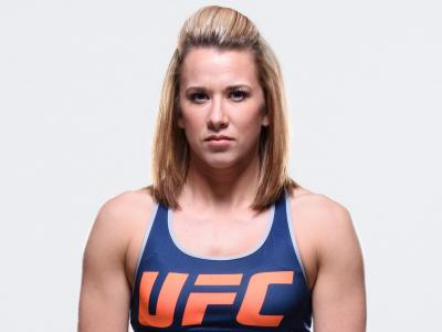 The Ultimate Fighter: Team Joanna vs Team Claudia fighter Amanda Cooper