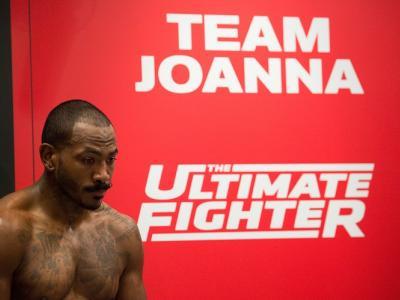 Khalil Rountree Cory Hendricks The Ultimate Fighter 23