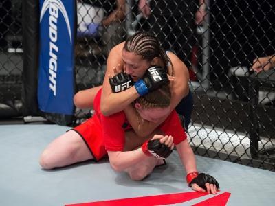 Tatiana Suarez The Ultimate Fighter 23